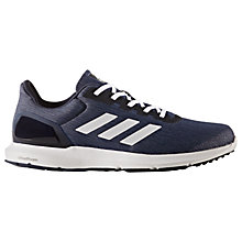Buy Adidas Cosmic 2.0 Men's Running Shoes, Blue Online at johnlewis.com