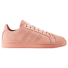 Buy Adidas Cloudfoam Advantage Clean Women's Trainers Online at johnlewis.com