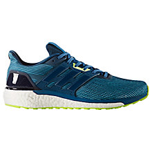 Buy adidas Supernova Men's Running Shoes, Blue Online at johnlewis.com