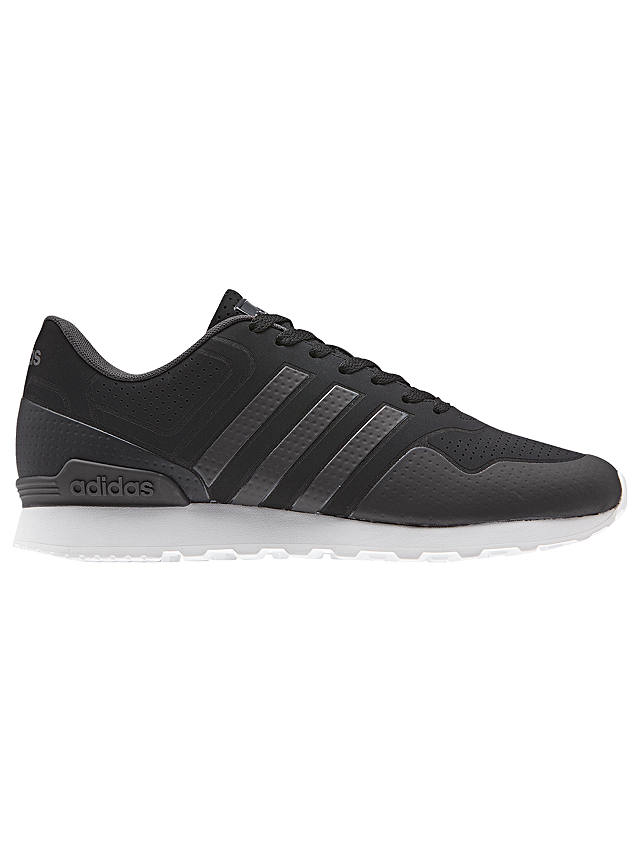 adidas Neo 10K Casual Men's Trainers, Black at John Lewis & Partners