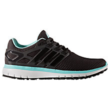 Buy Adidas Energy Cloud Women's Running Shoes, Black Online at johnlewis.com