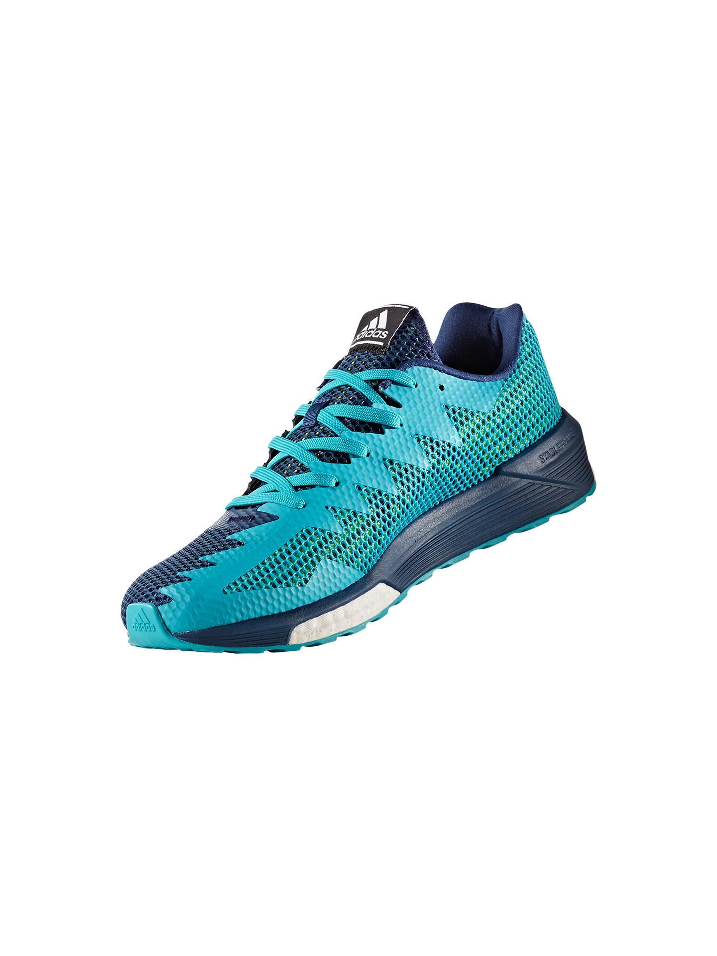 timeless design 5480d 5e746 adidas Vengeful Men's Running Shoes, Blue at John Lewis ...