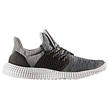 Buy Adidas Athletics Women's Training Shoes, Medium Grey Heather/Core Black Online at johnlewis.com