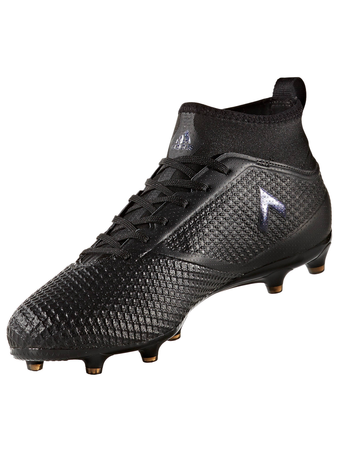 cheap for discount 1d55c 63fdc Buyadidas ACE 17.3 Firm Ground Mens Football Boots, Black, 7 Online at  johnlewis.