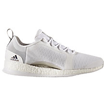 Buy Adidas Pure Boost X 2.0 Women's Cross Trainers, White Online at johnlewis.com