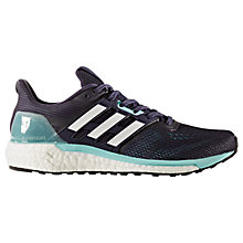 Buy Adidas Supernova Women's Running Shoes, Blue Online at johnlewis.com