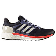 Buy Adidas Supernova ST Women's Running Shoes, Blue Online at johnlewis.com