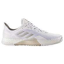 Buy Adidas CrazyTrain Elite Men's Training Shoes, White Online at johnlewis.com
