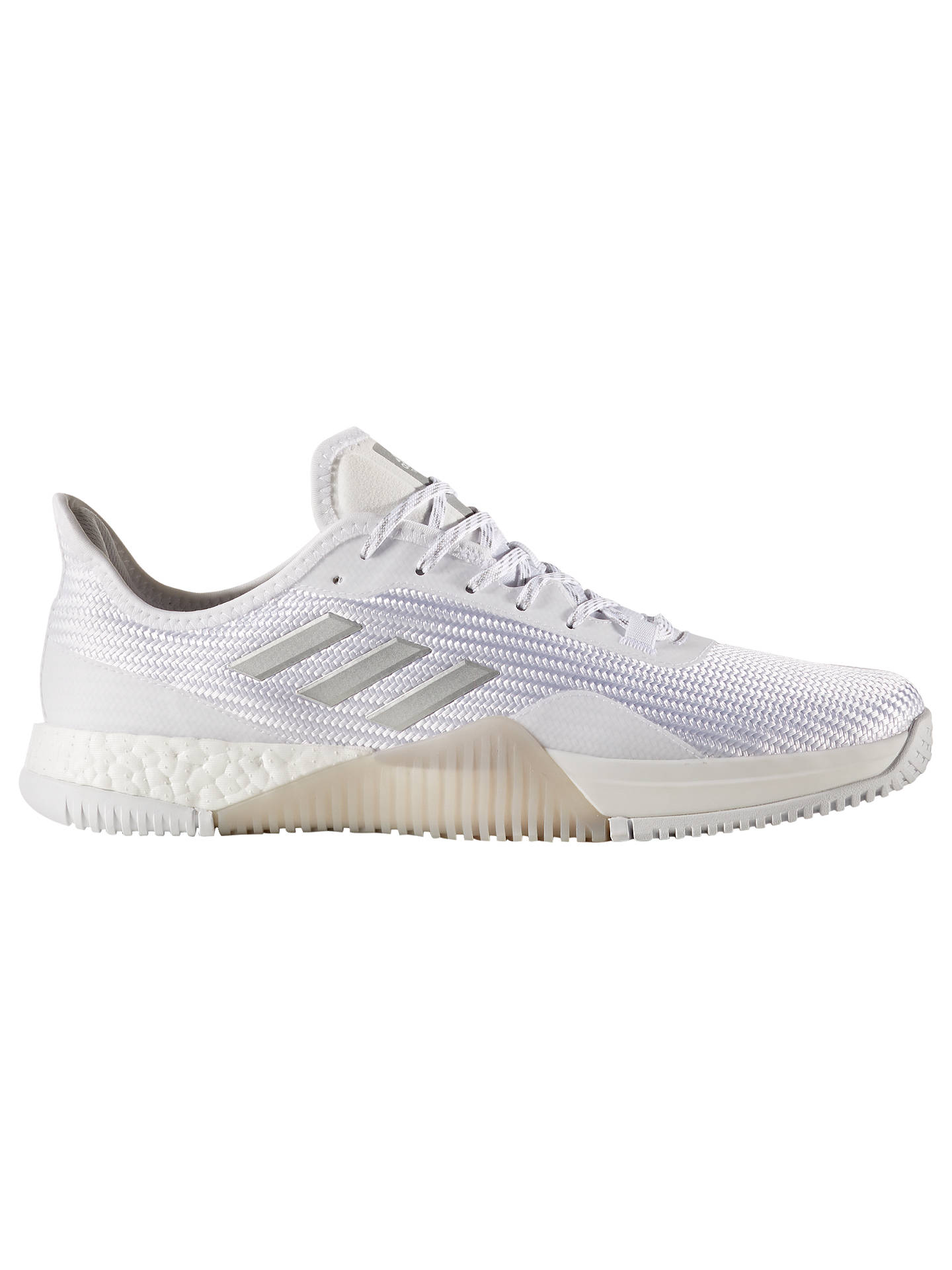 low priced f89f0 5a687 Buyadidas CrazyTrain Elite Mens Training Shoes, White, 7 Online at  johnlewis. ...