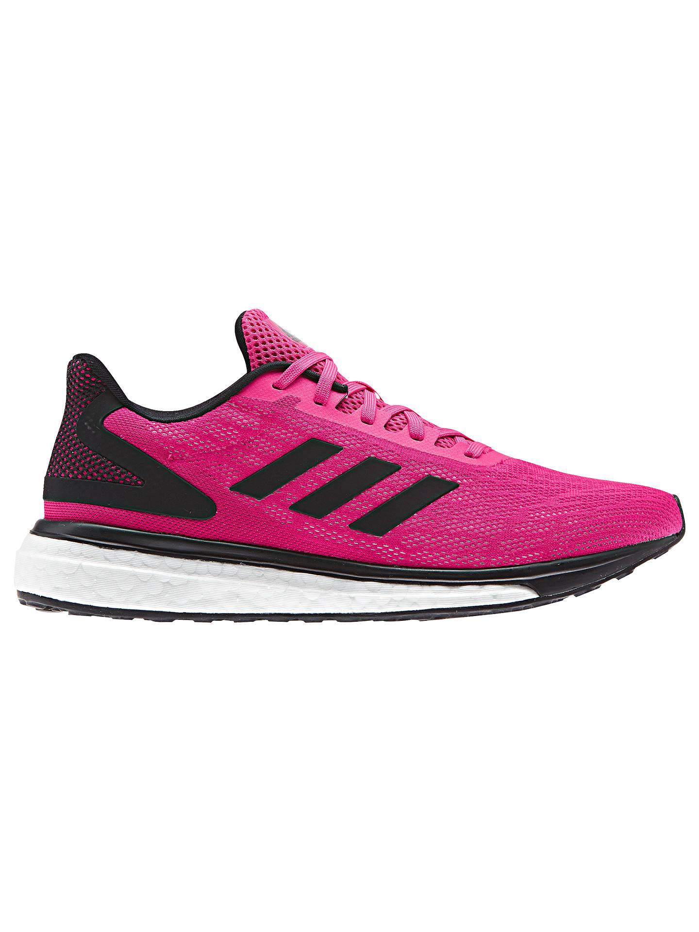 adidas response boost violet