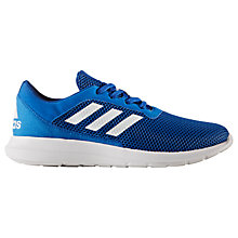 Buy adidas Element Refresh 3 Men's Running Shoes, Blue Online at johnlewis.com