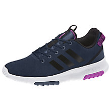 Buy Adidas Cloudfoam Racer TR Women's Trainers Online at johnlewis.com