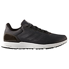 Buy Adidas Cosmic 2.0 Men's Running Shoes, Black Online at johnlewis.com