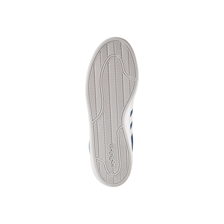 adidas neo cloudfoam advantage men's trainer grey