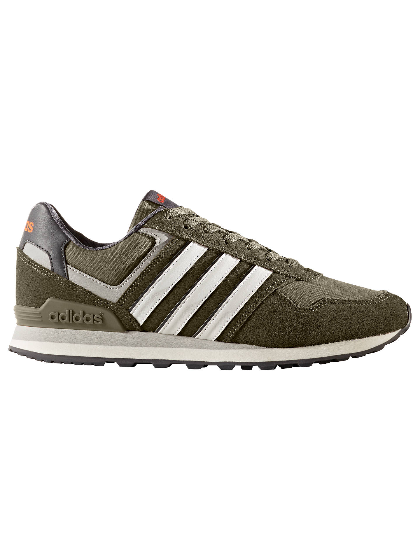 adidas Neo 10K Casual Men s Trainers at John Lewis   Partners 8d493b46638
