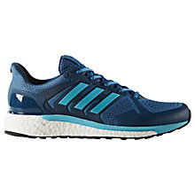 Buy Adidas Supernova ST Men's Running Shoes, Blue Online at johnlewis.com