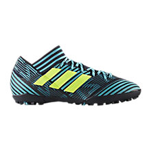 Buy Adidas Nemeziz Tango 17.3 Turf Football Boots, Navy Online at johnlewis.com