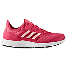 Buy Adidas Solyx Women's Running Shoes, Pink Online at johnlewis.com