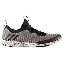 Buy Adidas CrazyMove TR Cross Trainers, Black/White Online at johnlewis.com