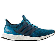 Buy Adidas Ultra Boost Men's Running Shoes, Navy Online at johnlewis.com