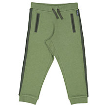 Buy Polarn O. Pyret Children's Joggers, Green Online at johnlewis.com