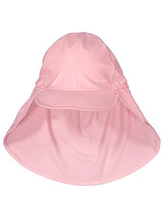 Buy Polarn O. Pyret Baby Legionnaire Sun Hat, Pink, 9 months - 2 years Online at johnlewis.com