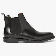 Buy John Lewis Taylor Chelsea Boots, Black Online at johnlewis.com