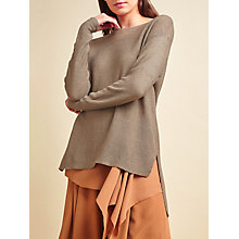 Buy Modern Rarity Short Linen Jumper Online at johnlewis.com