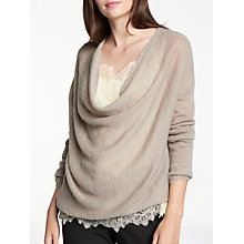 Buy Modern Rarity Mohair Cowl Neck Jumper Online at johnlewis.com