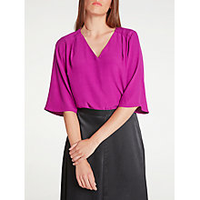 Buy Bruce by Bruce Oldfield Plain Top, Gerbera Online at johnlewis.com