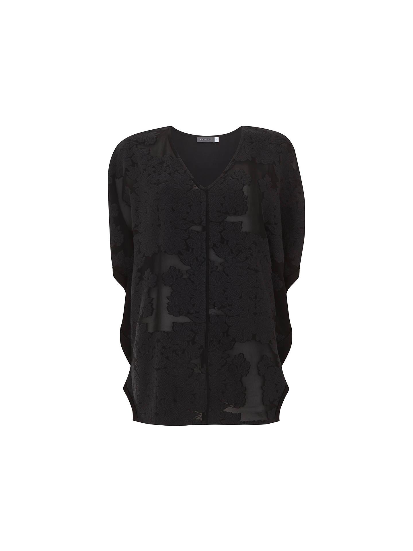 bdc3eb22bfe Buy Mint Velvet Floral Jacquard T-Shirt