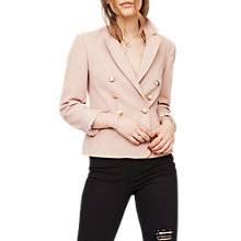 Buy Miss Selfridge Military Jacket Online at johnlewis.com