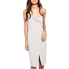 Buy Miss Selfridge Twist Bandeau Dress Online at johnlewis.com
