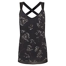 Buy Mint Velvet Erika Print Cami, Multi Online at johnlewis.com