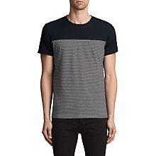 Buy AllSaints Tonic Breton Stripe T-Shirt Online at johnlewis.com