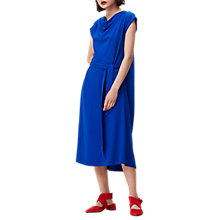 Buy Finery Romney Trapeze Dress, Blue Online at johnlewis.com