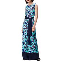 Buy Finery Columbia Dot To Dot Cactus Jumpsuit, Multi Online at johnlewis.com