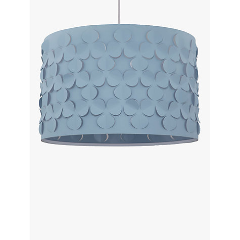 Buy John Lewis Clara Cutwork Drum Shade Online at johnlewis.com