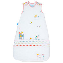 Buy Grobag Folk Farm Sleep Bag, 2.5 Tog, Multi Online at johnlewis.com