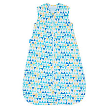 Buy Grobag Zig Zag Print Travel Sleep Bag, 2.5 Tog, Multi Online at johnlewis.com