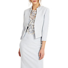 Buy Phase Eight Josephina Tailored Jacket, Mineral Online at johnlewis.com