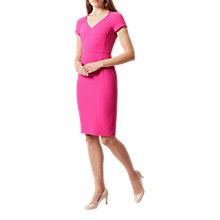 Buy Hobbs Confetti Dress, Confetti Pink Online at johnlewis.com