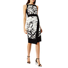 Buy Coast Mary Origami Dress, Mono Online at johnlewis.com