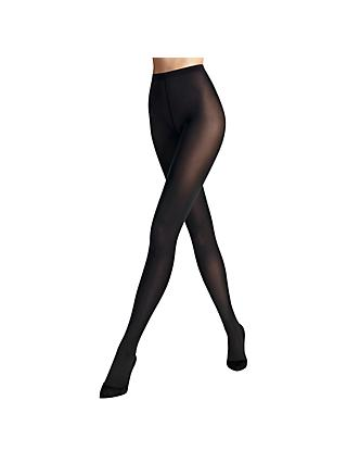 Wolford 70 Denier Opaque Tights, Black