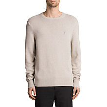Buy AllSaints Kai Crew Neck Jumper Online at johnlewis.com