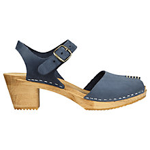 Buy Jigsaw Nina Block Heeled Sandals Online at johnlewis.com