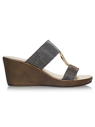 d91eb180664b Carvela Comfort Salt Wedge Heel Sandals