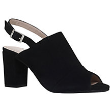 Buy Carvela Accent Slingback Block Heeled Sandals Online at johnlewis.com
