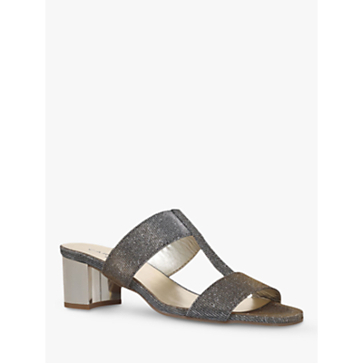 Carvela Comfort Suzy Block Heeled Sandals