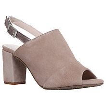 Buy Carvela Comfort Accent Slingback Block Heeled Sandals Online at johnlewis.com